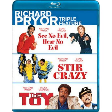 Richard Pryor Triple Feature - Halloween Triple Feature Blu Ray