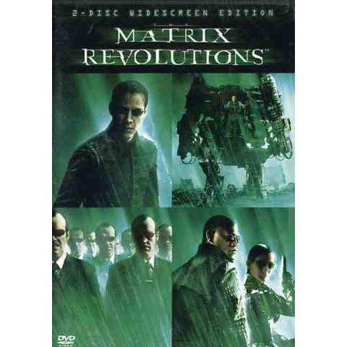 Matrix Revolutions [DVD]
