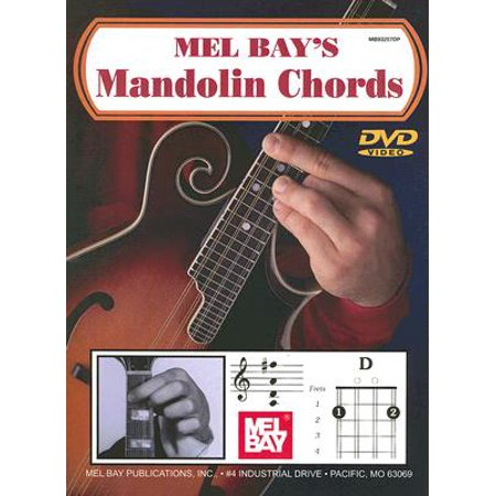 Mel Bay's Mandolin Chords [With DVD]