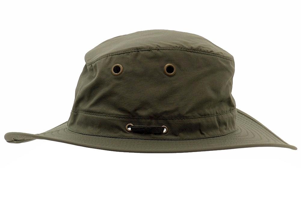ed90e2dca4c Henschel Men s Packable 10-Point Safari Hat - Walmart.com