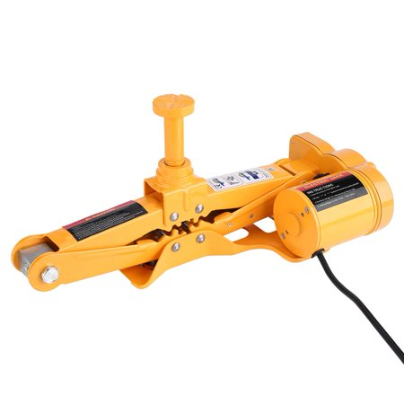Yosoo 3Ton 12V DC Automotive Car Electric Jack Lifting SUV Van Garage and  Emergency Equipment,Auto Jack,Lifting Jack