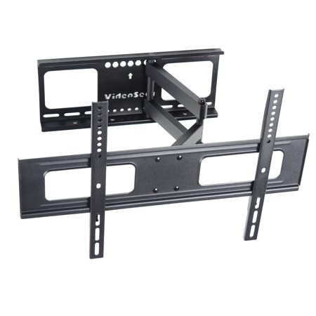 VideoSecu Articulating TV Wall Mount for 32″-55″ Samsung VIZIO LED Plasma HDTV Full Motion Flat Panel Screen Bracket W3D
