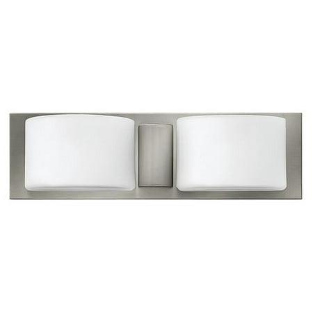 Hinkley Lighting 55482 2 Light Bathroom Vanity Light from the Daria Collection ()