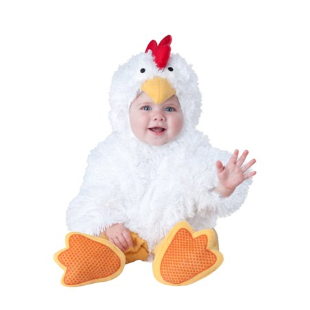 Cluckin' Cutie Infant Costume - Snow White Costume Infant