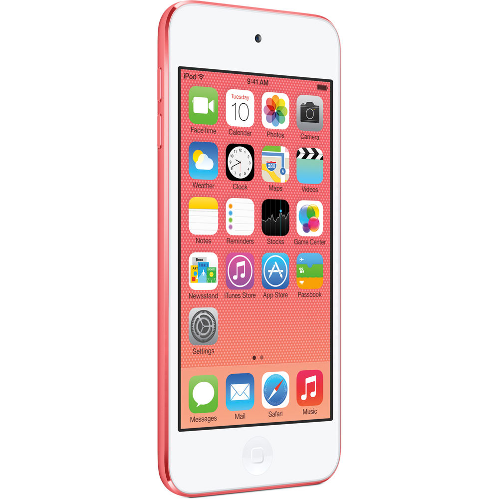Refurbished Apple iPod Touch 5th Generation 16GB Pink MGFY2LL/A
