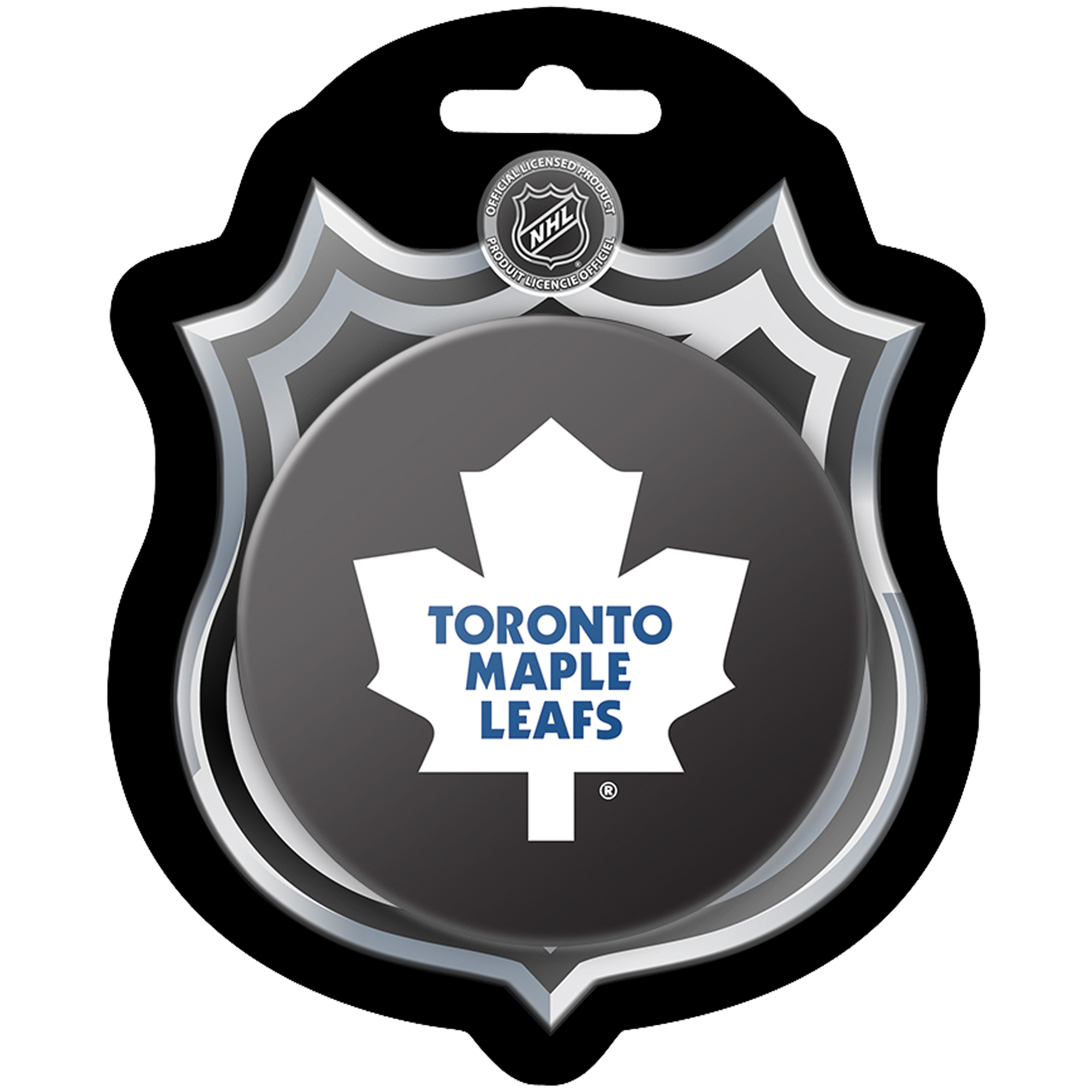 Toronto Maple Leafs Sher-Wood Hockey Puck - No Size