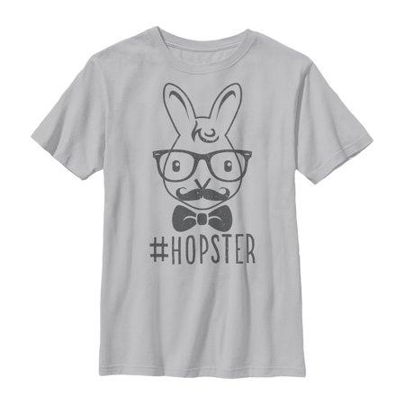 Boys' Hipster Rabbit T-Shirt