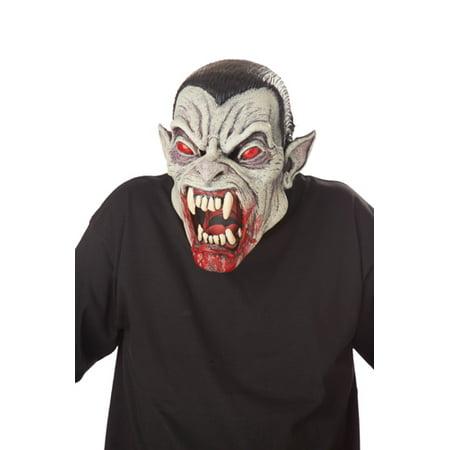 Blood Fiend Vampire Mens Animotion Mask (Misfits Fiend Mask)