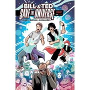 Bill & Ted Save the Universe #1 - eBook