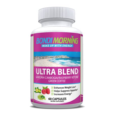 Garcinia Cambogia Blend Weight Loss Support Dietary Supplement – 3-in-1 Blend Healthy & Natural Metabolism-Boosting Ingredients, Garcinia Cambogia,