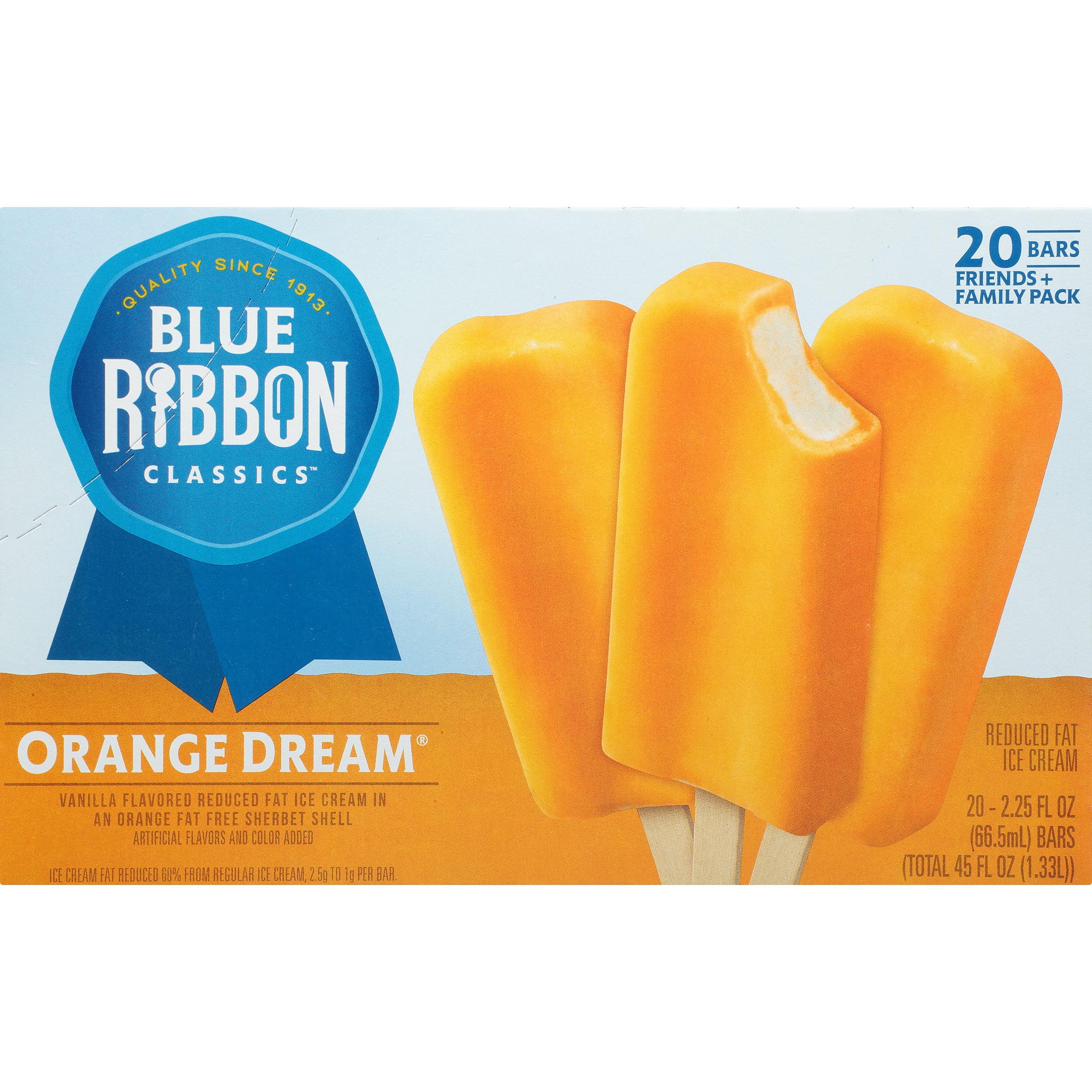 Blue Ribbon Classics Orange Dream Bar 20pk 2.25 fl oz