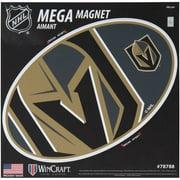 "Vegas Golden Knights 6"" x 6"" Mega Magnet"