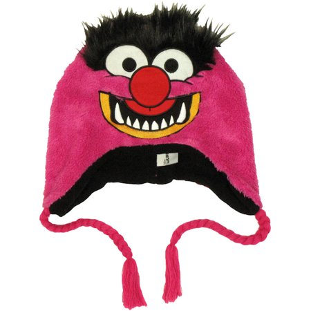 Muppets Animal Plush Lapland Beanie - Muppets Accessories