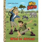 Wild in Africa! (Wild Kratts) - eBook