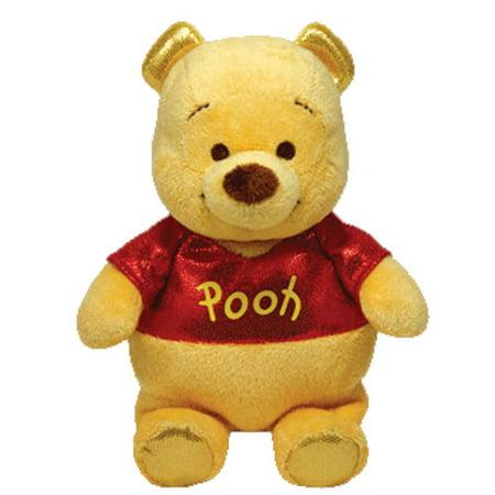 TY Beanie Baby - Disney Sparkle - WINNIE THE POOH - Walmart.com b0d4085bcec