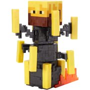Minecraft Survival Mode Blaze with Spinning Action 5-Inch Figure
