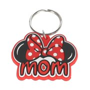 Size one size Minnie Mouse Mom Key Chain Bag Tag