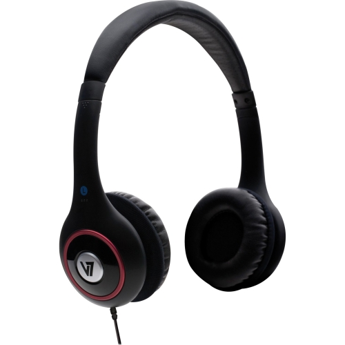 V7 Deluxe Headphones with Volume Control