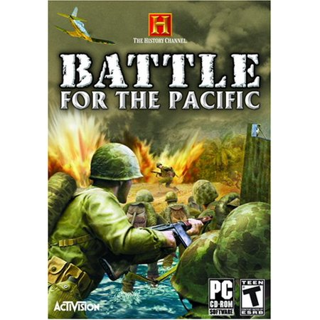 History Channel: Battle For the Pacific - PC - image 1 of 1