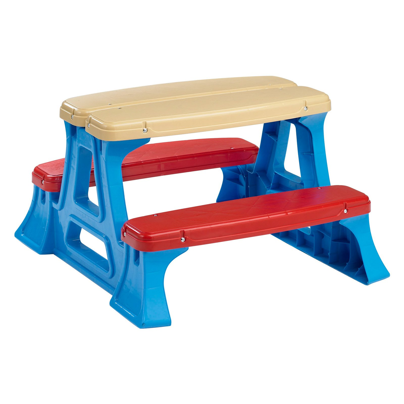 American Plastic Toys Picnic Table