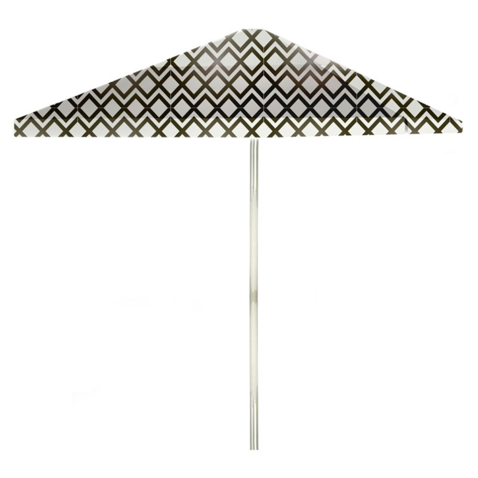Best of Times 8 ft. Aluminum Patterned Patio Umbrella by Overstock