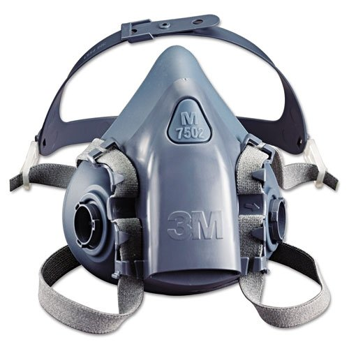 3M Medium Ultimate Half Mask 7500 Series Reusable Respirator With 3M Cool Flow Exhalation... by 3M