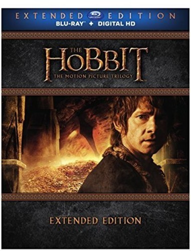 The Hobbit: The Motion Picture Trilogy (Blu-ray) by
