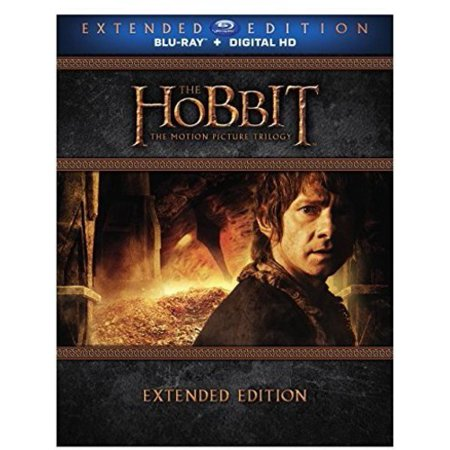 The Hobbit  The Motion Picture Trilogy  Blu Ray