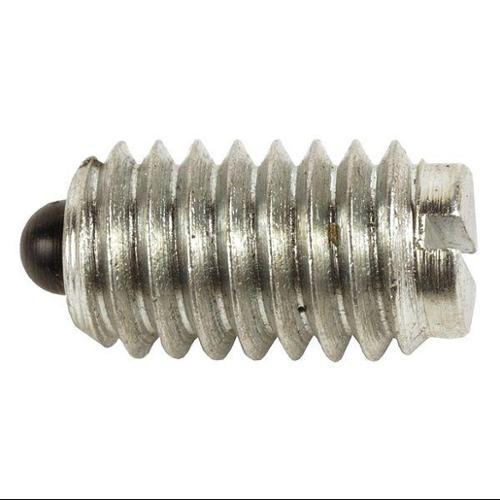 TE-CO 52503X01 Spring Plunger w/o Locking, 1/4, 17/32, PK5
