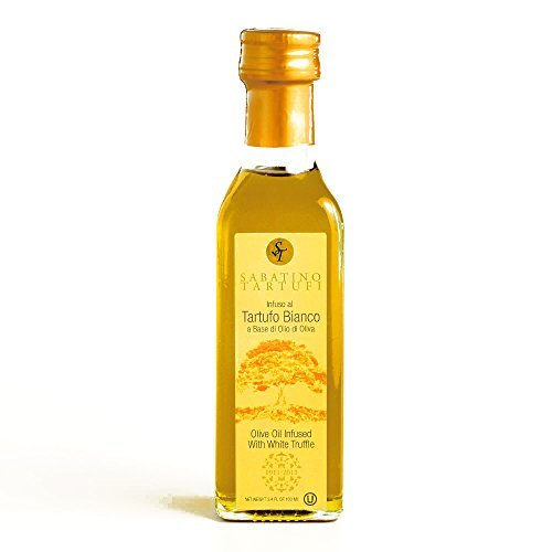 Sabatino White Truffle Oil 3.4 oz each (6 Items Per Order) by