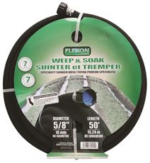 Flexon 50' Weep & Soak Hose
