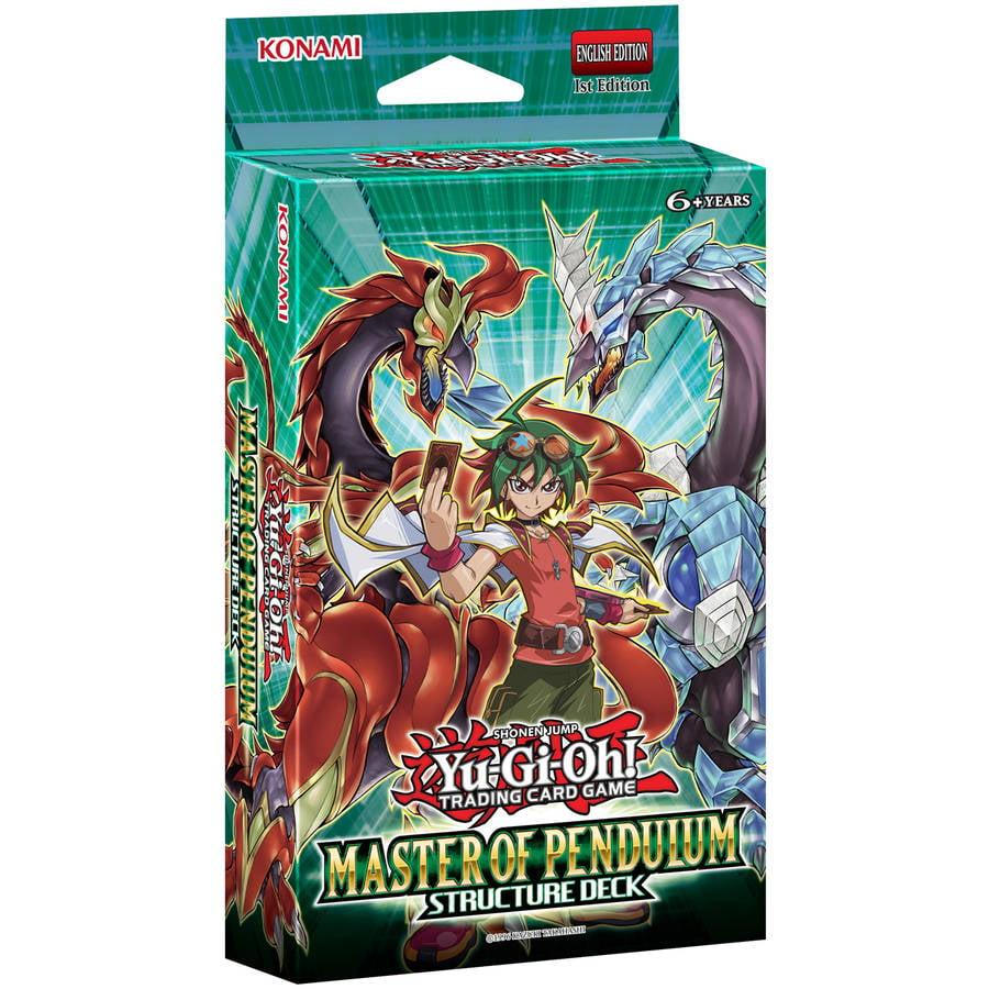 Yu-Gi-Oh! 2015 Master of Pendulum Structure Deck