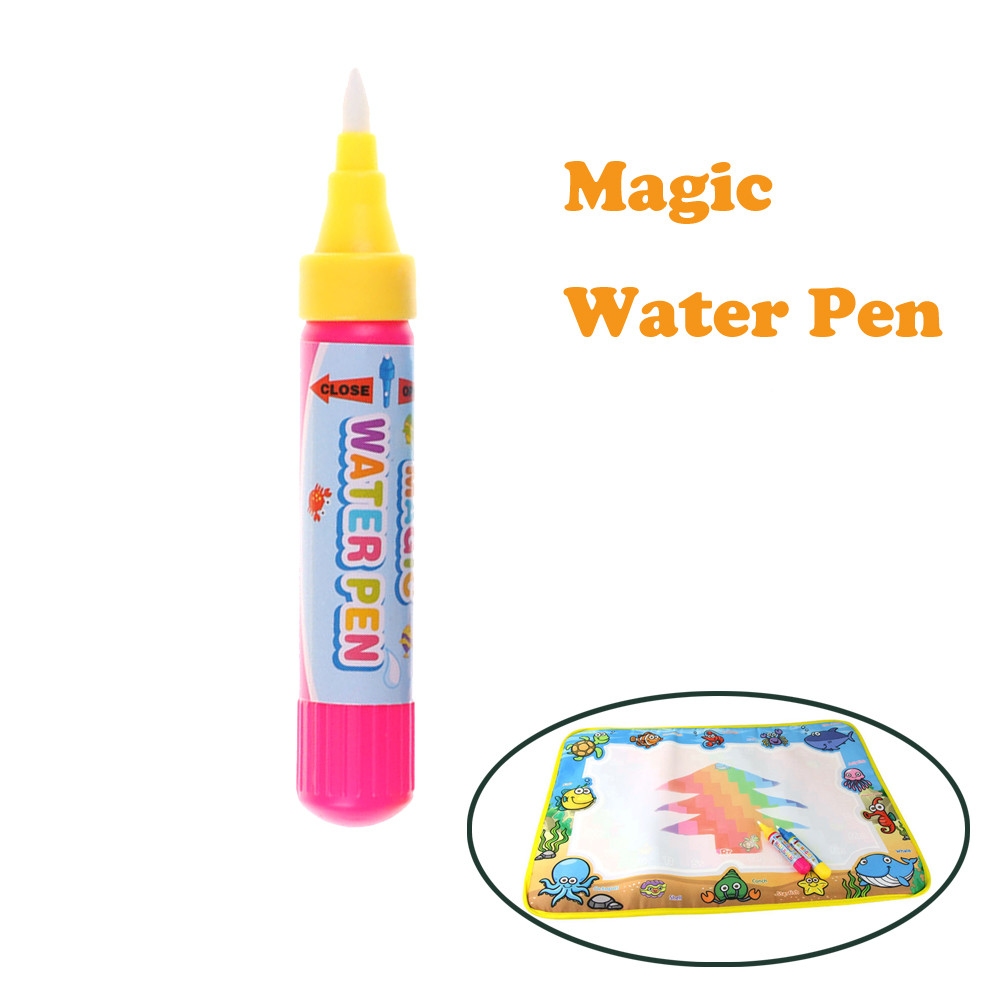 Magic Water Drawing Pen Painting Doodle for Water Mat Board Kids Educational Toy