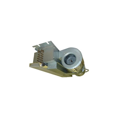 FIRST CO. HORIZONTAL FAN COIL, 2.0 TON, UNCASED