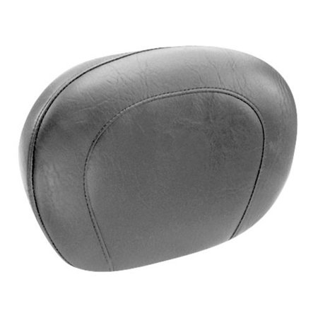 Mustang 76572 Passenger Backrest Pad - Smooth - 14in