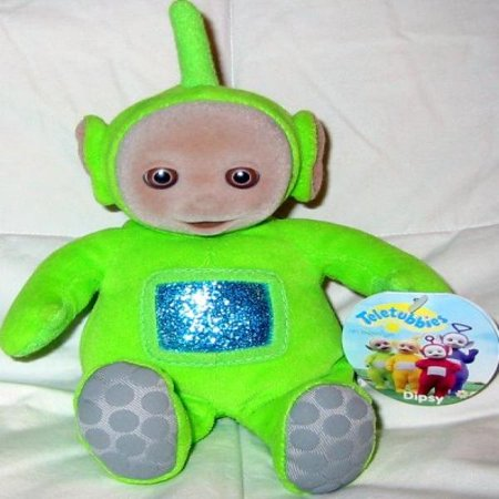 Teletubbies Dipsy Bean Bag Plush 9