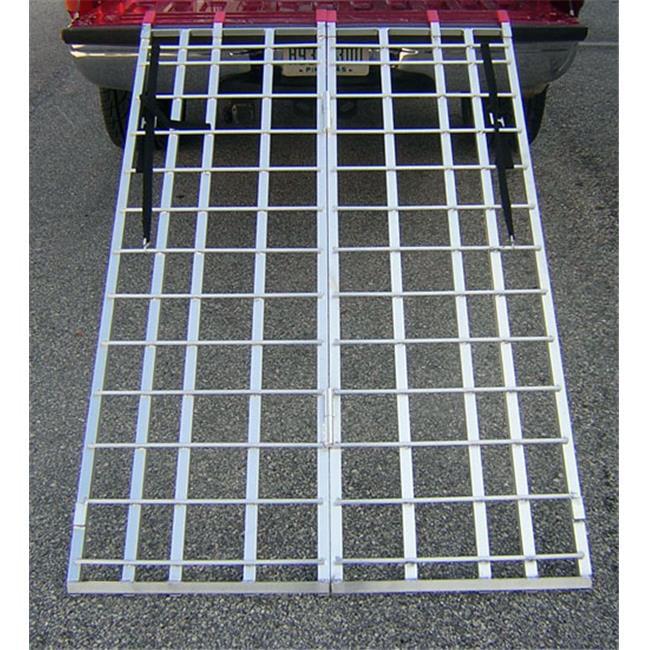 Pit Posse PP2754XL 1500 lbs ATV Folding Ramp, 94 x 50 in.