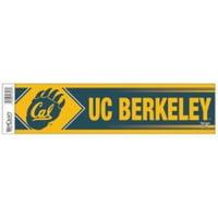 California Golden Bears Bumper Sticker