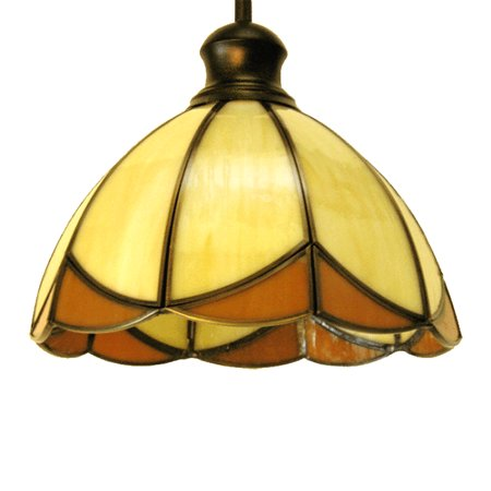 Indoor Pendant Light Fixture (eTopLighting Las Elite Collection One Light Tiffany Hanging Pendant Kitchen Island Indoor Décor Light Fixture  , WMLS2343 )