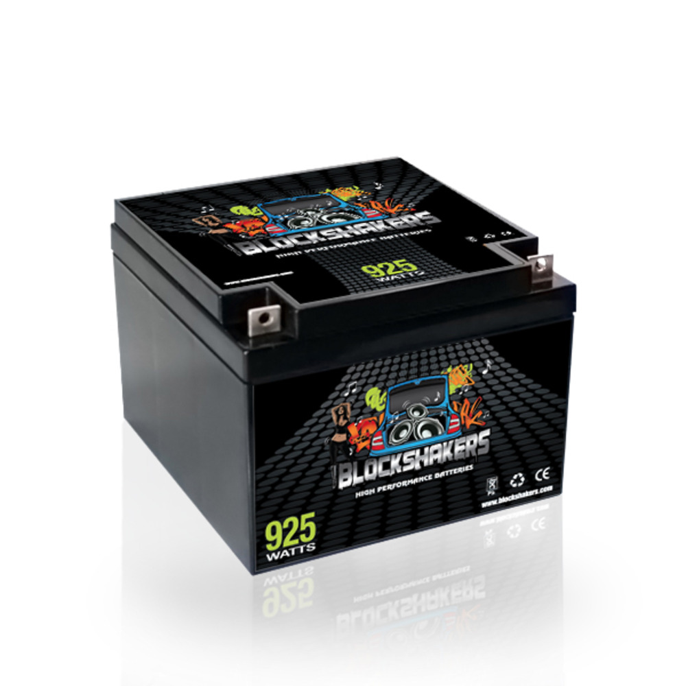Black 12V 26AH 925 Watts NB/T3 Audio System Battery replaces Genesis NP24