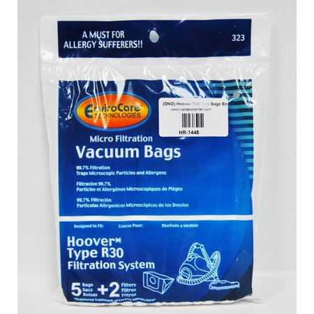 Hoover Type R Vacuum Bags 30 Fits Sprint Tempo