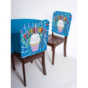 BIRTHDAY CHAIR COVERS 12 PACK