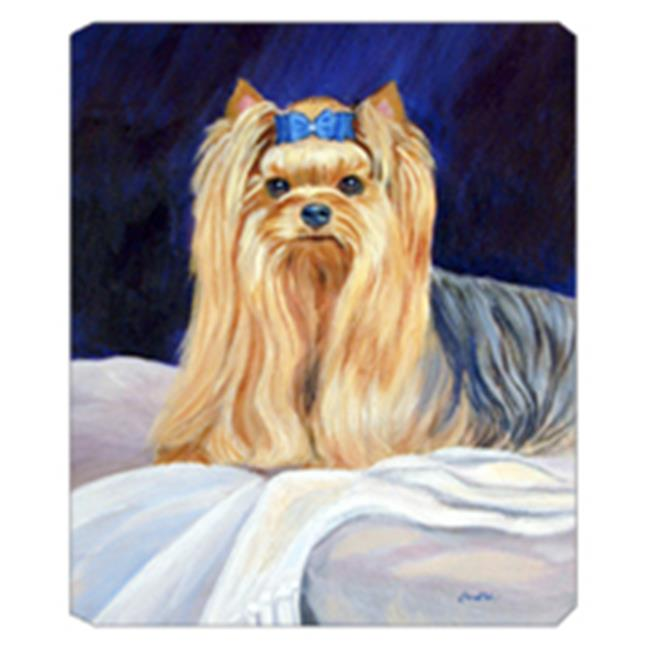 8 x 9.5 in. Yorkie Mouse Pad