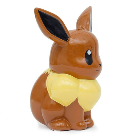 Pokemon  Evee  Figural Ceramic Piggy Bank