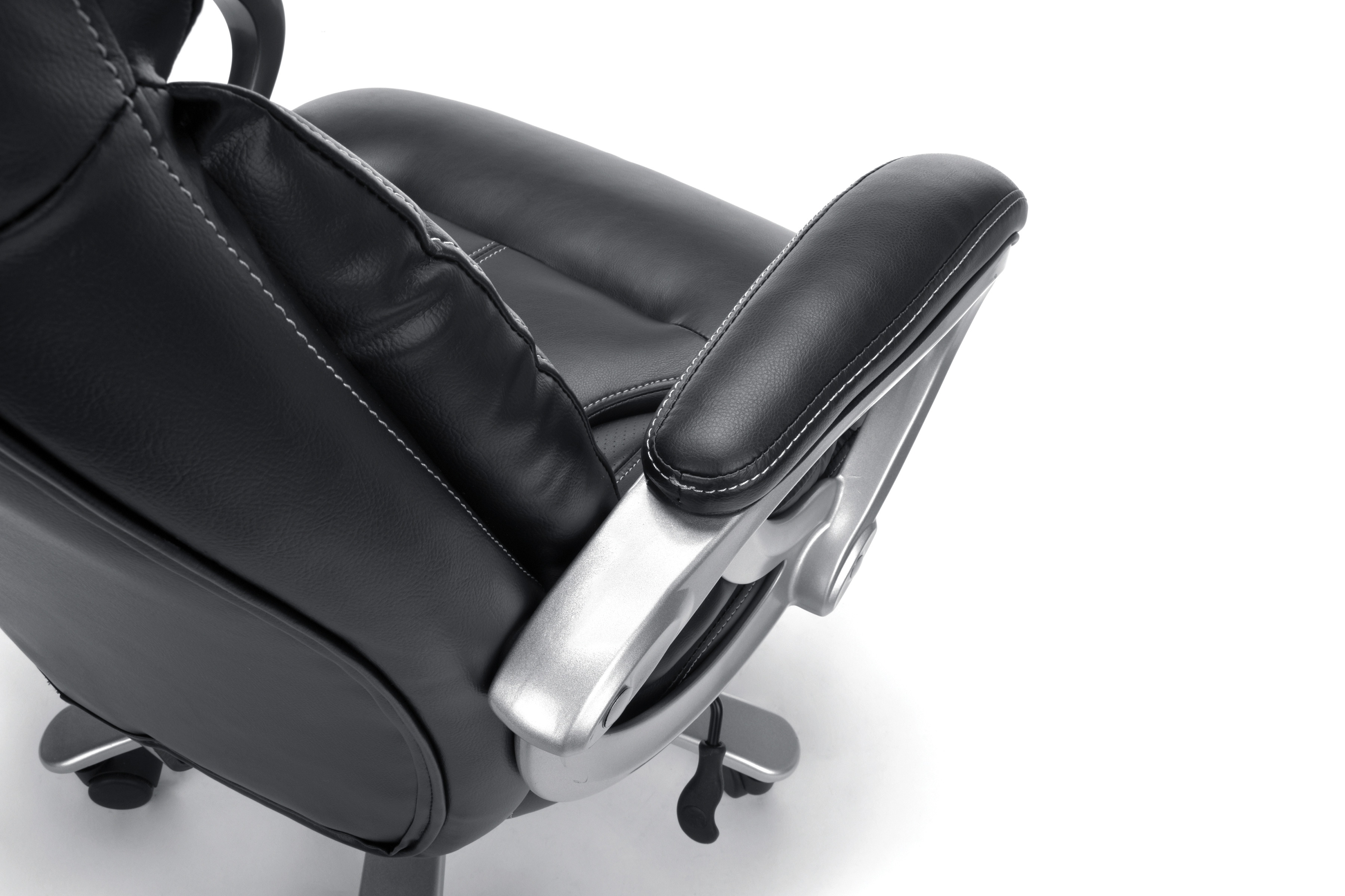 essentials by ofm ess 202 big and tall leather executive office