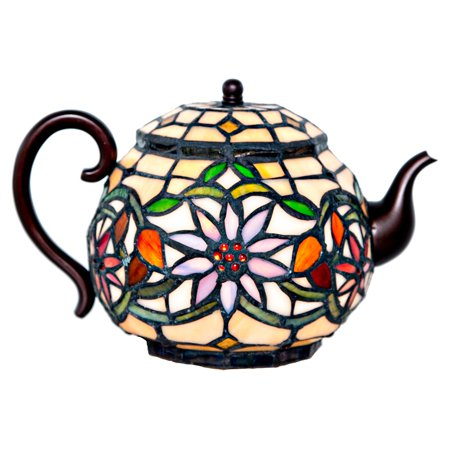 River of Goods Teapot Table Lamp