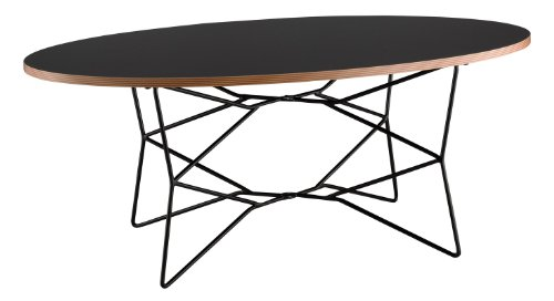 Adesso WK2273-01 Network Coffee Table by