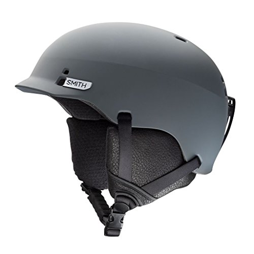 Smith Optics Gage Adult Ski Snowmobile Helmet Matte Charcoal   Large by Smith Optics