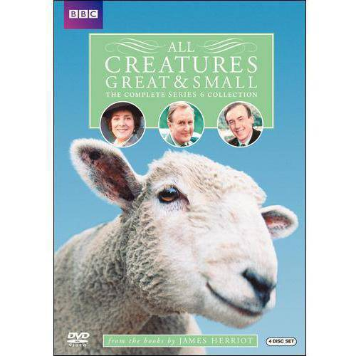 All Creatures Great And Small: The Complete Series 6 Collection (Full Frame)