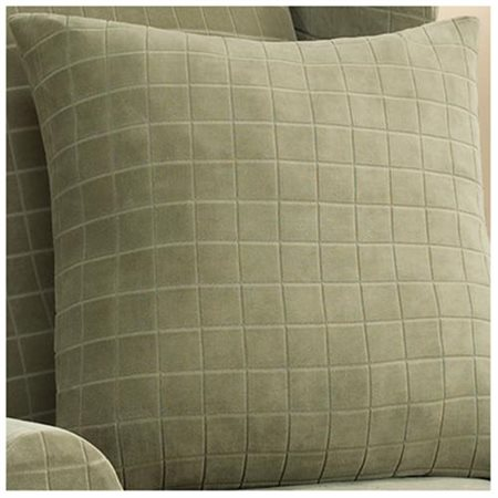 Sure Fit Stretch Squares 18 in. Pillow